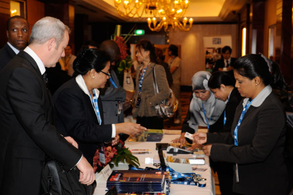 Welcoming Delegates