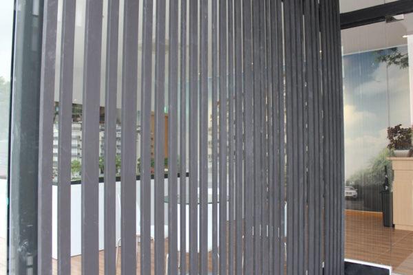 Brand Striped motif