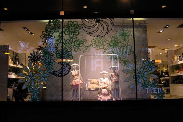 Tangs Window Display